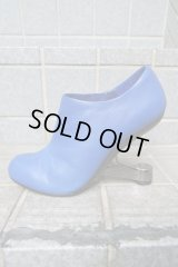 【UNITED NUDE ユナイテッド ヌード】Eamz Ankle Bootie Blue